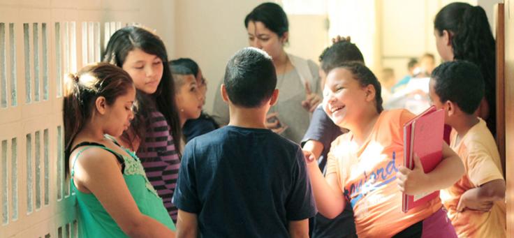 A EMEF Campos Salles traz um projeto inovador, que contempla ideais de autonomia, responsabilidade e solidariedade.