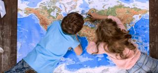 A plataforma Mapa da Infância Brasileira foi desenvolvida para colocar em diálogo iniciativas que trabalham para a infância