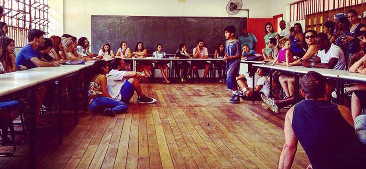 Escola aposta na autonomia das crianças