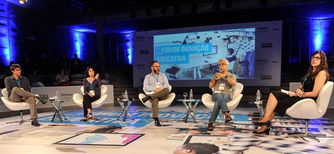 Especialistas debatem inovação na educação no Tucarena