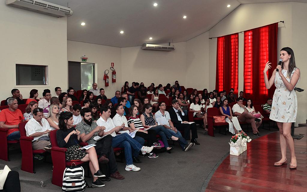Etec Zona Leste recebeu o evento de formação de jovens empreendedores