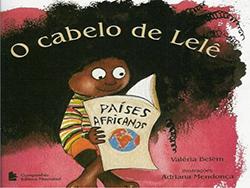 Capa de livro infantil
