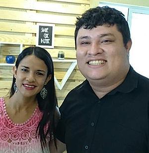 Elvis Alves, de 25 anos, criou o projeto Social Brasilis