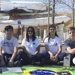 Estudantes do Rio são os primeiros brasileiros a participar de competição da NASA