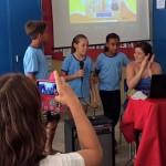 Tecnologia é fundamental, diz professora que levou inovação a escola no ES