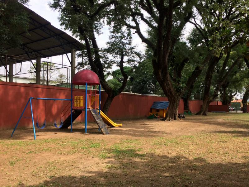 A escola segue o conceito de parque infantil, concebido por Mário de Andrade quando chefiava o Departamento de Cultura da cidade.