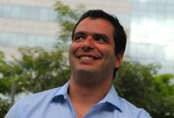 Bruno Mahfuz, fundador do app
