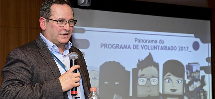 Eduardo Navarro, presidente da Telefônica Vivo no Brasil
