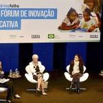 2º Fórum de Inovação Educativa discute formação de educadores