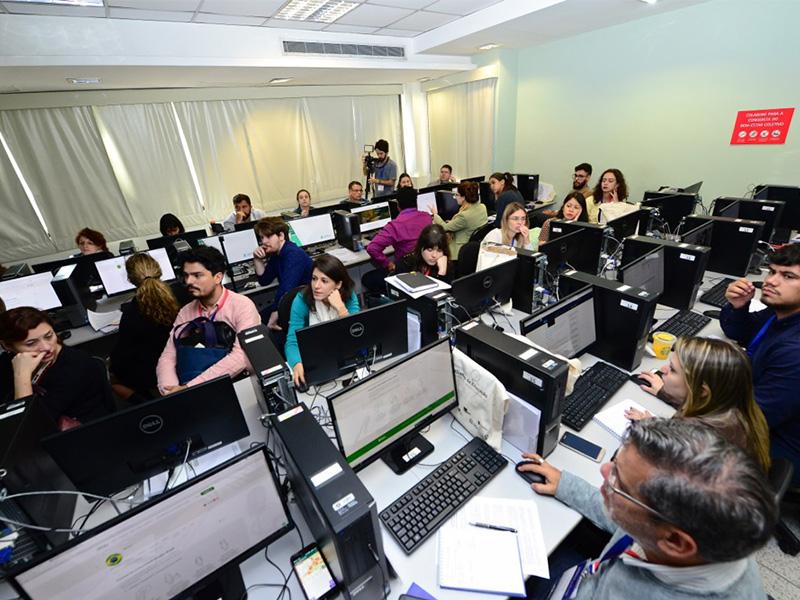 O 1º Congresso de Jornalismo de Educação -Jeduca