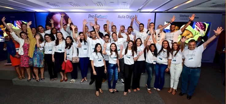 Projeto Aula Digital, de inovação na educação, chega a 310 escolas de Sergipe