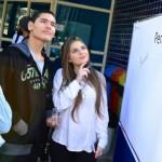 Jovens estudantes de ETECs apresentam projetos inovadores em evento em São Paulo