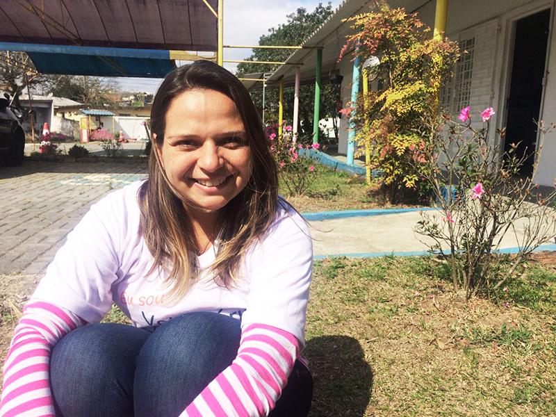 """""""Eu convido todos os voluntários a participarem do Vacaciones Solidárias. Não hesitem, vocês vão se transformar e transformar a vida de alguém"""" Lorenço Menezes - Brasil/São Paulo - Consultor"""