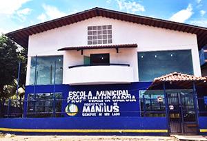 Escola Municipal Professor Waldir Garcia, inspirada pelo Aula Digital, da Fundação Telefônica