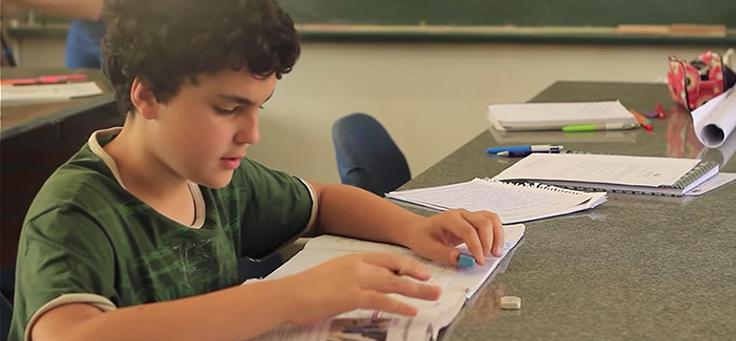 Série Janelas de Inovação, da Fundação Telefônica Vivo, conta história da EMEF Amorim Lima, em São Paulo