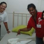 Legado Dia dos Voluntários: Associação muda vida de pessoas em situação de rua