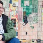 Conheça o trabalho de Leandro Araújo no Ateliê Azu, onde azulejos promovem transformação social