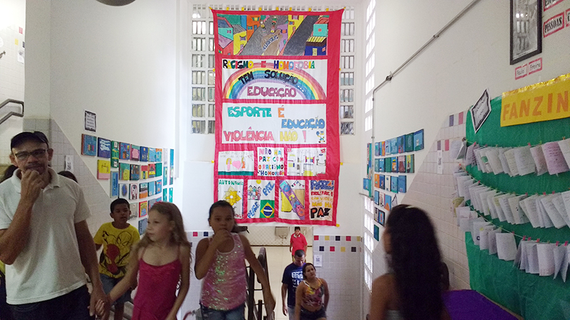 mostra dos 60 anos da Campos Salles