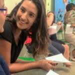 Jogo promove encontro de gerações de meninas e mulheres