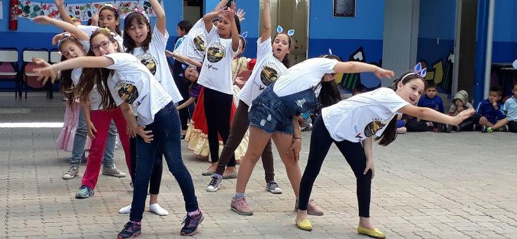 Encontro de Integração Inova Escola de 2017, em Viamão, Rio Grande do Sul