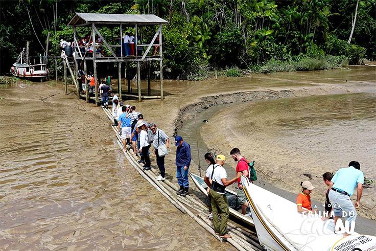 Projeto Barco Hacker, na Amazônia, promove oficinas e palestras que levam tecnologia e inovação a comunidades de Belém