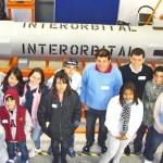 Escola de SP quer lançar novo satélite ao espaço
