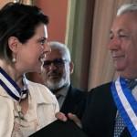 A Fundação Telefônica Vivo recebeu a medalha da Ordem do Mérito Aperipê, uma das mais altas condecorações de Sergipe