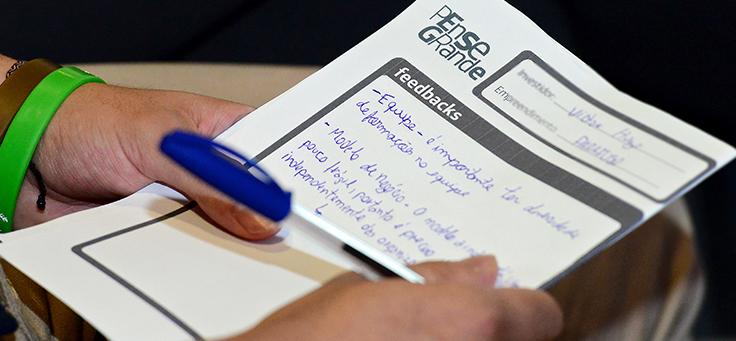 Pense Grande Incubação 2018: inscrições prorrogadas . No Pense Grande Incubação 2018, jovens de todo o Brasil podem aprimorar seus projetos e iniciativas sociais
