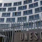 Fachada da sede da Unesco