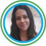 """Foto 4_Victoria - Victoria Ranieri Laguna, 12, da EMEF Desembargador Amorim Lima (SP), é uma das mais novas estudantes a participar do evento e tem um recado: """"Quando eu chegar no Ensino Médio, espero ver implementadas muitas das mudanças que nós discutimos aqui hoje. Se isso não acontecer, sei que devo continuar lutando pela educação que quero"""