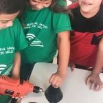 Em Pernambuco, alunos criam vaso que avisa quando regar planta