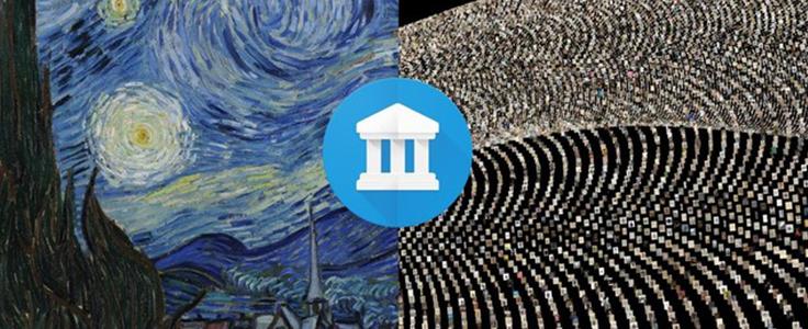 Imagem mostra obra de arte de Vincent van Gogh