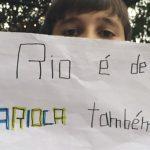 Escolas e comunidade se unem para recuperação do rio Carioca