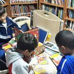Bibliotecas comunitárias incentivam o hábito da leitura e acesso ao conhecimento