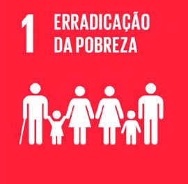 O ODS 1 é sobre Erradicação da Pobreza.