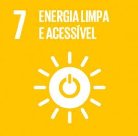 O ODS 7 é sobre Energia Limpa e Acessível.